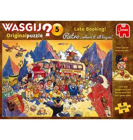 Jumbo Wasgij Original Retro #5/ Late Booking! 1000 pc