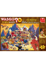 Jumbo Wasgij Original Retro #5/ Late Booking! 1000pc