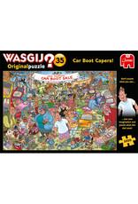 Jumbo Wasgij Original #35/ Car Boot Capers! 1000pc
