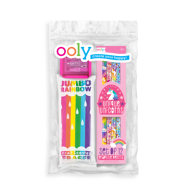 Ooly Happy Pack - Unicorns