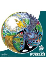 Indigenous Collection Lovebirds 500pc