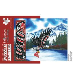 Indigenous Collection Blue Eagle 500pc