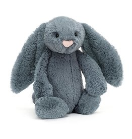 Jellycat JellyCat Bashful Dusky Blue Bunny Medium