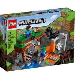 """Lego The """"Abandoned"""" Mine"""