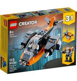 Lego Cyber Drone