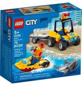 Lego Beach Rescue ATV