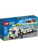Lego Car Transporter