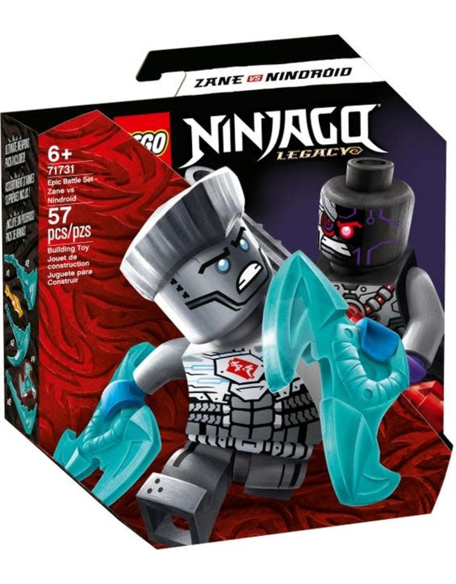 Lego Epic Battle Set - Zane vs. Nindroid