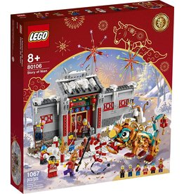 Lego Story of Nian