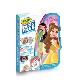Crayola Color Wonder On-The-Go Kit, Princess