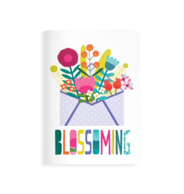 Ooly Jot-It! Notebook - Blossoming