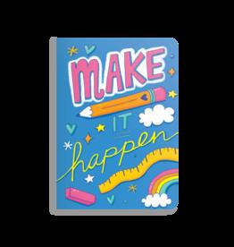 Ooly Jot-It! Notebook - Make It Happen