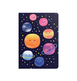 Ooly Jot-It! Notebook - Planets