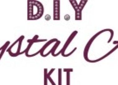 D.I.Y Crystal Art Kit