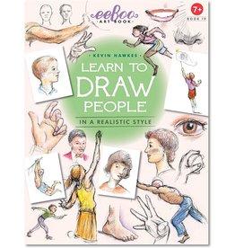 eeBoo Learn to Draw People Art Book