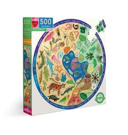 eeBoo Biodiversity 500pc