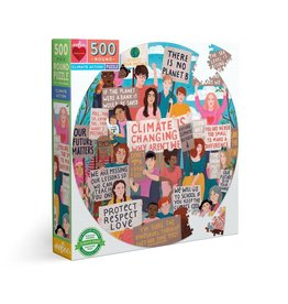 eeBoo Climate Action 500pc