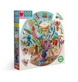 eeBoo Crazy Bug Bouquet 500 pc