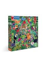 eeBoo Amazon Rainforest 1000 pc