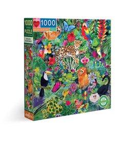 eeBoo Amazon Rainforest 1000pc