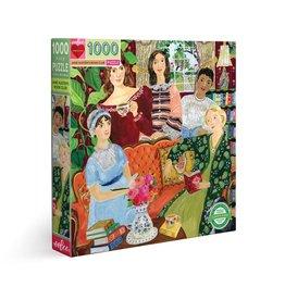 eeBoo Jane Austen's Book Club 1000 pc