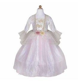 Great Pretenders Golden Rose Princess Dress, Size 5/6