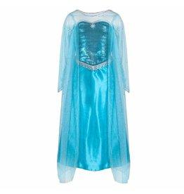 Great Pretenders Ice Queen Dress, Size 3/4