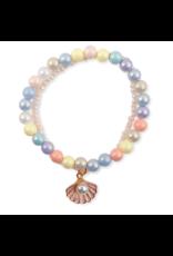 Great Pretenders Boutique Pastel Shell Bracelet