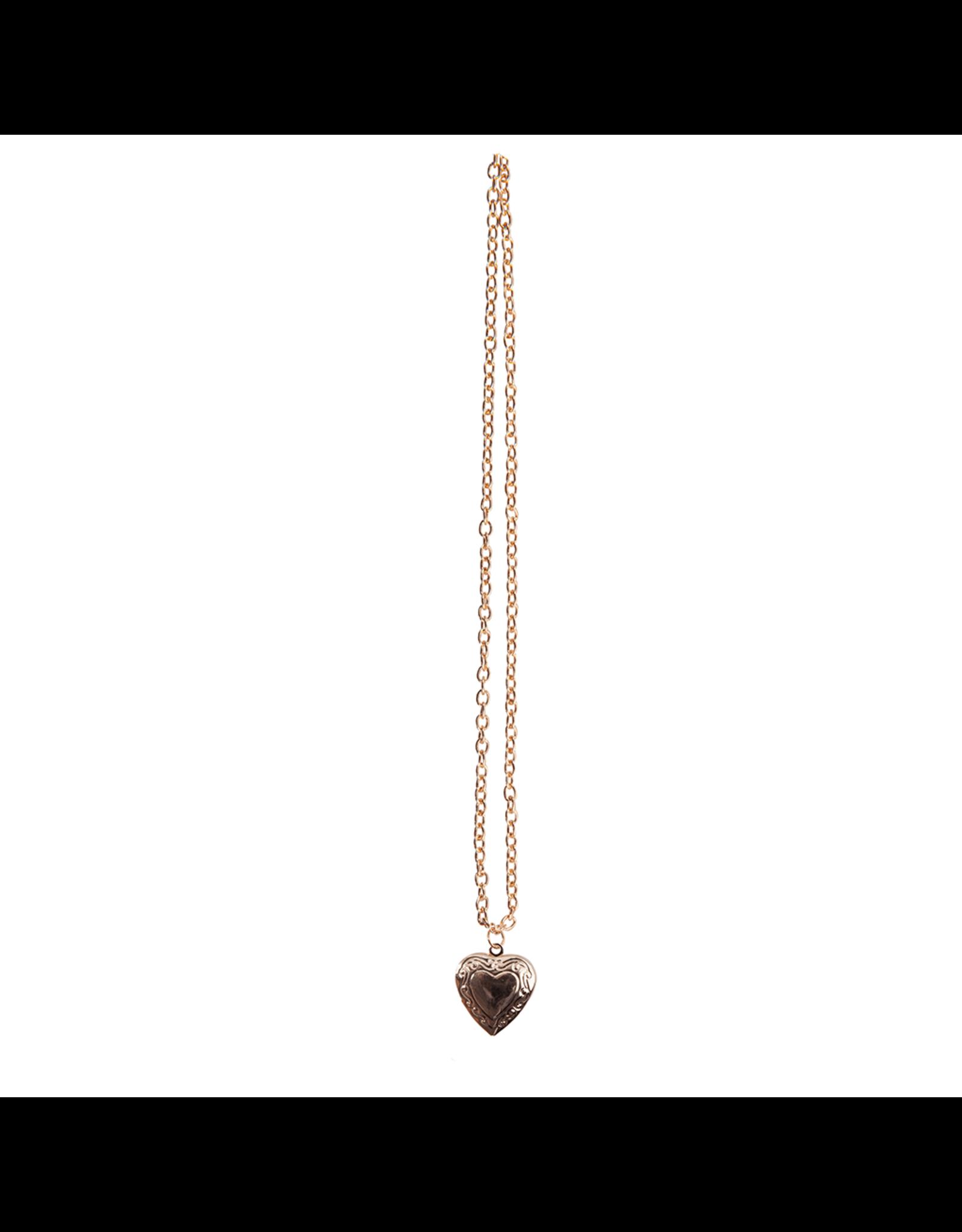 Great Pretenders Boutique Locket Necklace