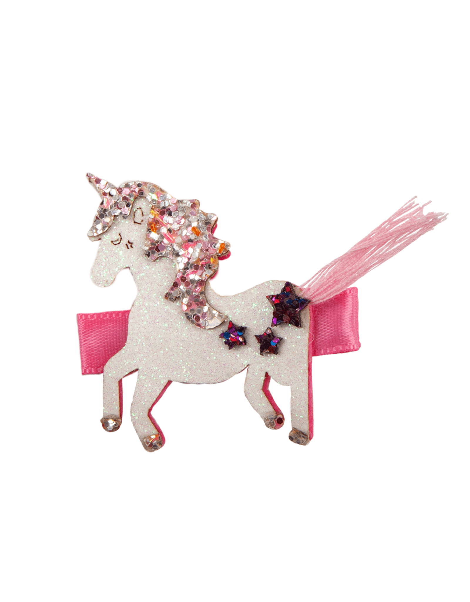 Great Pretenders Boutique Tassy Tail Unicorn Hairclip