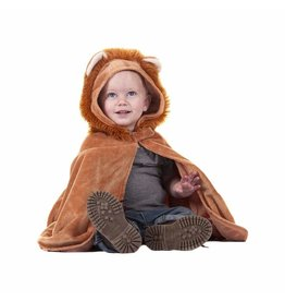 Great Pretenders Toddler Lion Cape, Size 2/3
