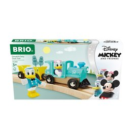 Brio BRIO Donald & Daisy Duck Train