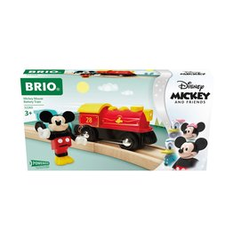 Brio BRIO Mickey Mouse Battery Train