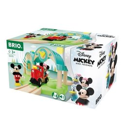 Brio BRIO Mickey Mouse Record & Play Train Station
