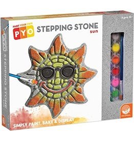 Mindware Paint-Your-Own Stepping Stone: Sun