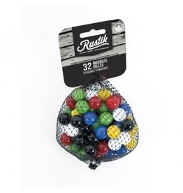 Rustik 32 Replacement Marbles for 8 Player Tock