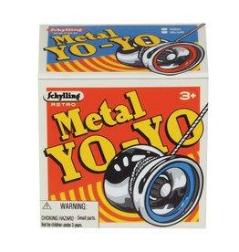 Schylling Retro Metal Yo Yo