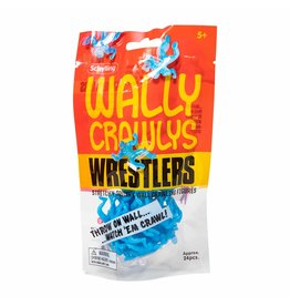 Schylling Wrestler Wally Crawlys