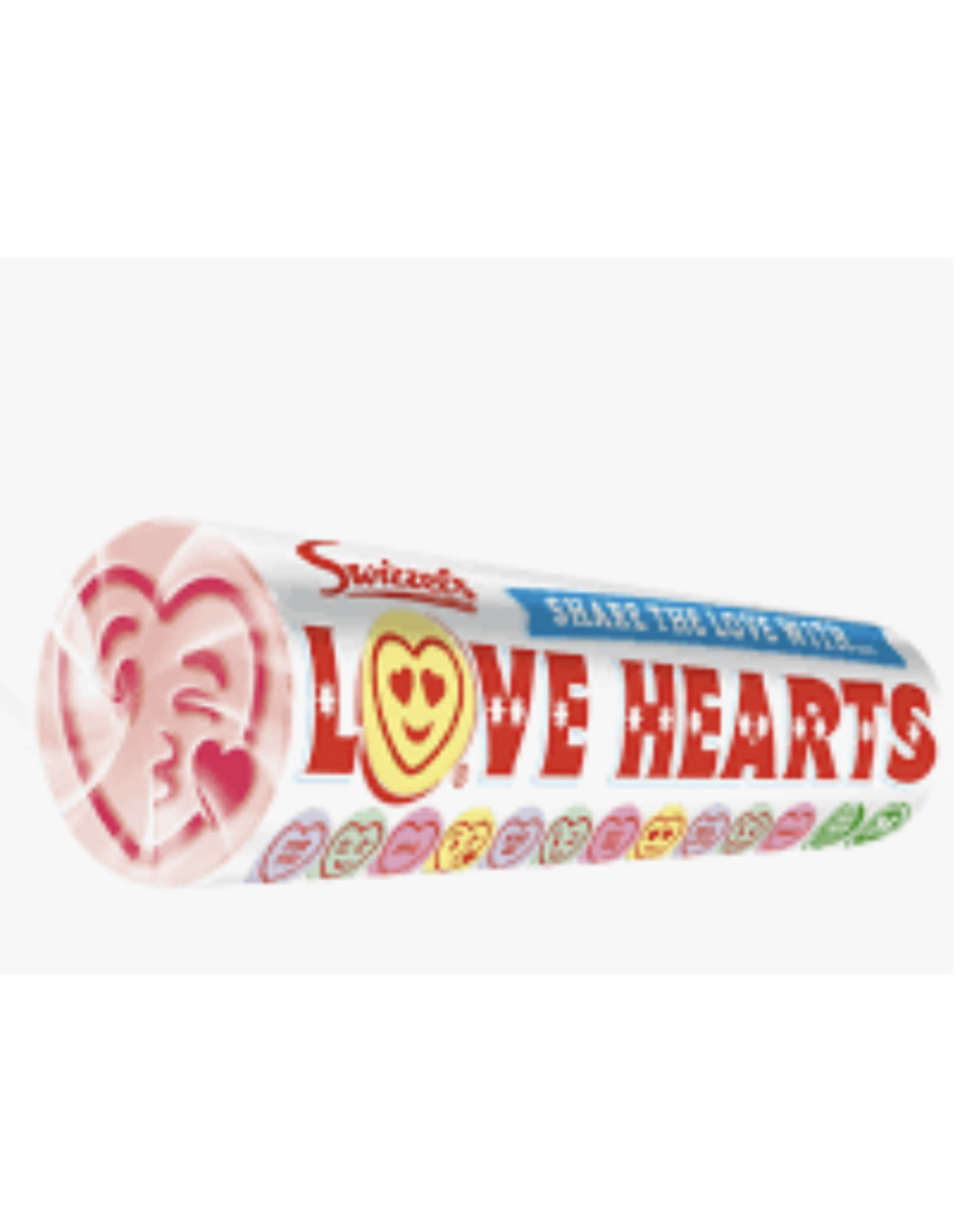 Candy Love Hearts