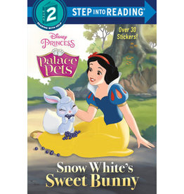 Step Into Reading Step Into Reading - Snow White's Sweet Bunny (Step 2)