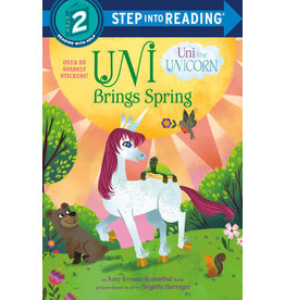 Step Into Reading Step Into Reading - Uni Brings Spring (Step 2)