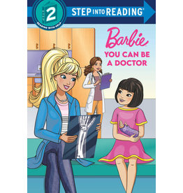 Step Into Reading Step Into Reading - You Can Be a Doctor (Step 2)