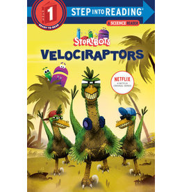 Step Into Reading Step Into Reading - Velociraptors: StoryBots (Step 1)