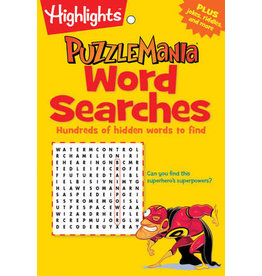 Highlights Highlights Word Searches