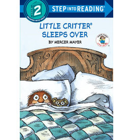 Step Into Reading Step Into Reading - Little Critter Sleeps Over (Step 2)