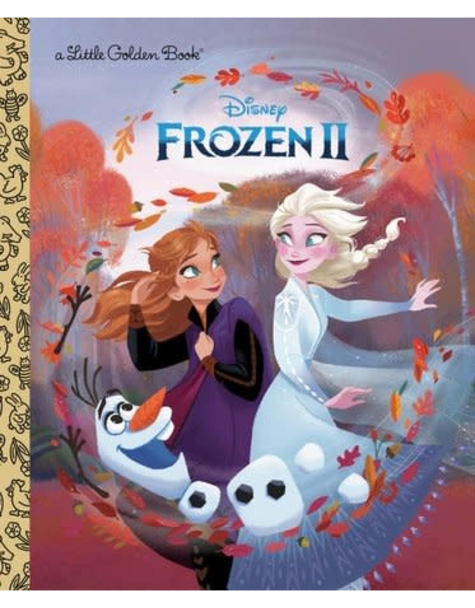 Little Golden Books Frozen 2 Little Golden Book
