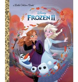 Little Golden Books Frozen 2 Little Golden Book
