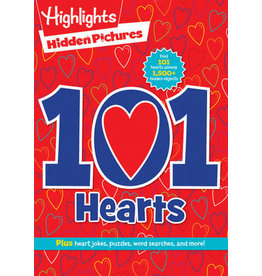 Highlights Highlights 101 Hearts