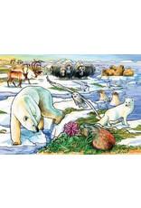 Cobble Hill Arctic Adventure Tray Puzzle