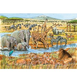 Cobble Hill Out of Africa Tray Puzzle